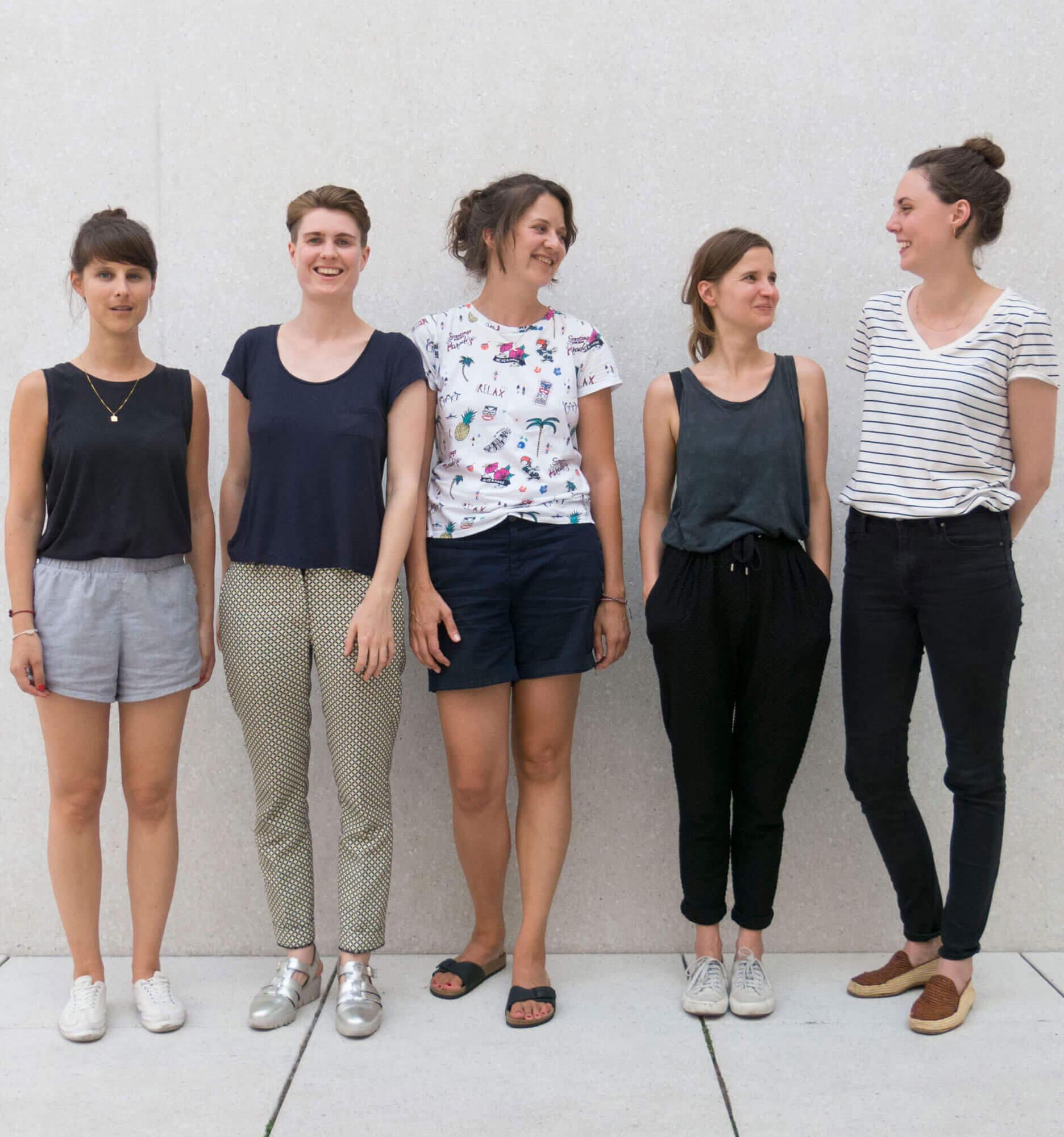 YVONNE RUNDIO And She Was Like BÄM – Team beim Stammtisch Münster
