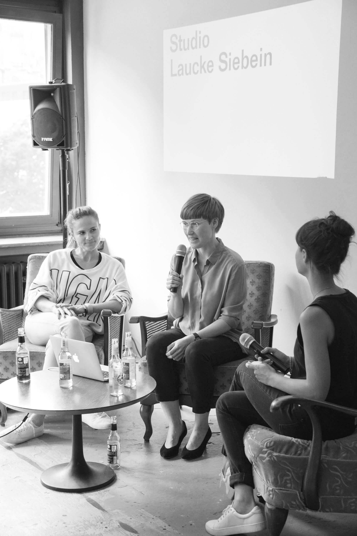 YVONNE RUNDIO And She Was Like BÄM – Talk 04 Designerinnen