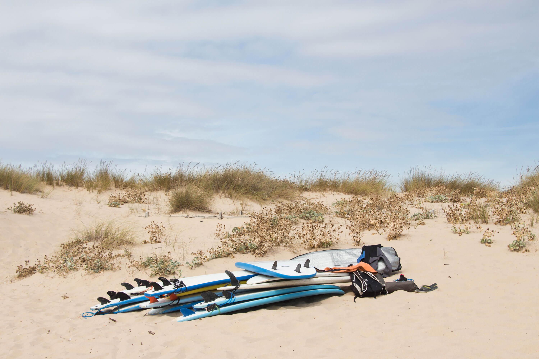 YVONNE RUNDIO BIRU BIRU Portugal Surfen