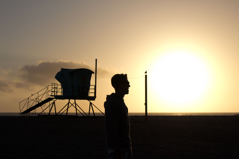 YVONNE RUNDIO SOMEWHERE ELSE Fotografie Los Angeles Sunset