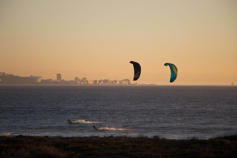 YVONNE RUNDIO SOMEWHERE ELSE Fotografie Kapstadt Kitesurfer