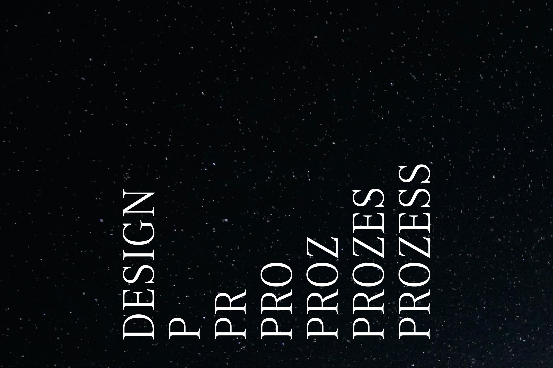 YVONNE RUNDIO Lehrauftrag Designprozess